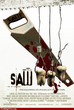 SAW; love this movie.....