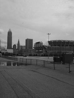 Cleveland Brown Stadium