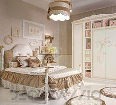 #kidsroom #childrenroom #designideas #furniture #kids #children #design #style #interior  Комплект в детскую Ebanisteria Bacci Sophie, N.00M