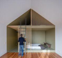 Green House in Porto / URBAstudios