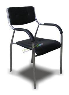 T2 konferencia szék (tárgyalószék) rakásolható