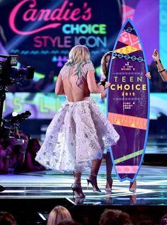 Teen Choice Awards 2015 (16.08.2015)