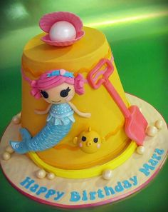 Dream Cakes by Robyn  Lalaloopsy cake