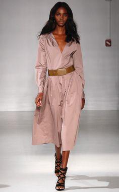 Jill Stuart from Best Looks From New York Fashion Week Spring 2015 | E! Online