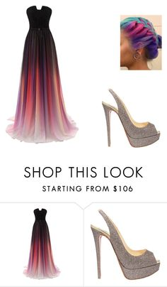 """Untitled"" by jordanbond55 ❤ liked on Polyvore featuring beauty and Christian Louboutin"