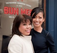 Bun Mee Owner, Denise and mother, known as Momma Tran  https://www.marqeta.com/offers/bun-mee