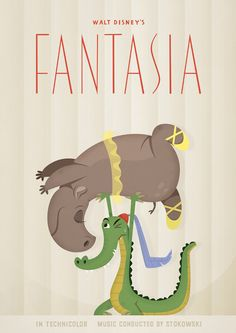 'fantasia' for Silver Screen Society - www.skwirrol.com