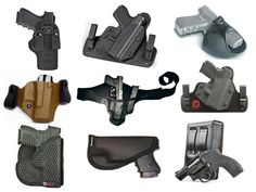 A look at 22 manufacturers that produce well-crafted, quality concealed carry holsters.
