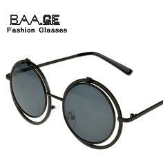 Fashion popular 2014 double layer flip sunglasses Women vintage metal round box sunglasses male $15.50 http://www.aliexpress.com/store/product/Fashion-popular-2014-double-layer-flip-sunglasses-Women-vintage-metal-round-box-sunglasses-male/237979_1747190990.html