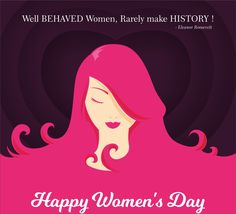 Happy Women's Day! #women