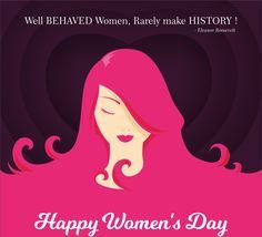 Happy Women's Day! #women