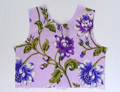 Matching fabric across a zipper opening