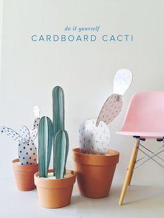 Kijk wat ik gevonden heb op Freubelweb.nl: cactussen gemaakt van karton! http://www.freubelweb.nl/freubel-zelf/zelf-maken-met-karton-cactussen/
