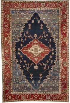 Persian Bakshaish rug, late 19th century