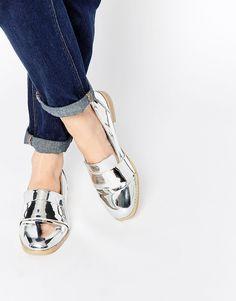 Image 1 ofASOS MEADOW Flat Shoes