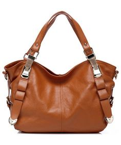 Layla+brown+leather+bag+by+Foley+and+Agamo+on+secretsales.com
