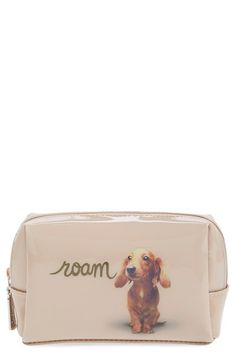 Catseye London 'Roam' Small Cosmetics Pouch available at #Nordstrom