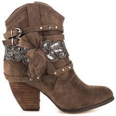 Shortie - Taupe by Not Rated,,,these are Hott and come in black also..only 80.00