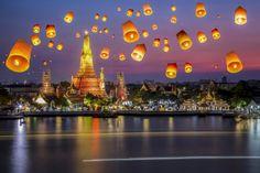 Entdecke das aufregende Bangkok und nächtige im zentralen 4-Sterne Hotel! 9 Tage ab 450,50 €   Urlaubsheld
