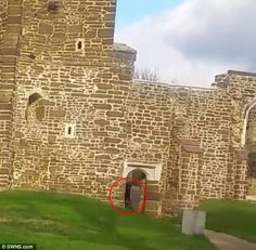 A mysterious hooded monk has been caught on camera in the archway of an abandoned church which has alleged links to satanic rituals in the 1960s. The church is thought to be about 400 years old but was abandoned as a place of worship in 1848 when a bigger church was built to serve the community. A pair of English ghost hunters who took a trip to the abandoned Old St. Mary's Church in Clophill, Bedfordshire, England, last week had the surprise of their lives when they seemingly captured on…