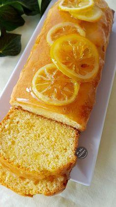 Lemon Cake - One Slice of Flavor- Limonlu Kek – Bir Dilim Lezzet Lemon Cake – One Slice of Flavor - Banana Bread Recipes, Brownie Recipes, Cake Recipes, Dessert Recipes, Oreo Desserts, Easy Desserts, Chocolate Pudding, Chocolate Recipes, Pasta Cake