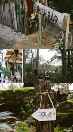Zoe and Cam's Dirt Bike Wedding – Kangaroo Valley Bush Retreat Wedding Signs, Diy Wedding, Wedding Venues, Dream Wedding, Wedding Tables, Wedding Ideas, Dirt Bike Wedding, Campground Wedding, Safari Wedding