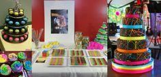 centros de mesa con luces para quinceanera - Buscar con Google