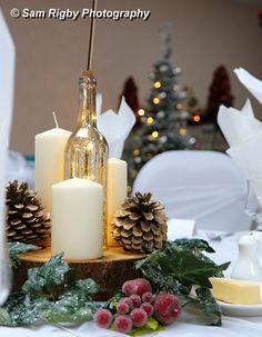 Wedding Venue Decor Christmas