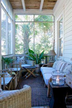 18 Small Conservatory Interior Design Ideas 18 Small Conservatory Interior Design Ideas www. Small Conservatory, Small Sunroom, Small Front Porches, Front Porch Design, Screened Porches, Conservatory Design, Enclosed Porches, Porch Designs, Small Patio