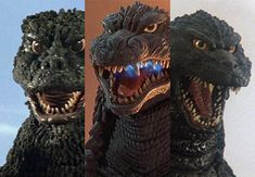Becoming Godzilla...want to make your own Godzilla suit? This is the place to start!