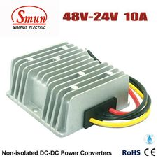 13.00$  Buy here - http://ali3mj.shopchina.info/1/go.php?t=32787029282 - 48VDC TO 24VDC 10A 240W DC DC Step Down Converter Car Power Supply 13.00$ #buychinaproducts