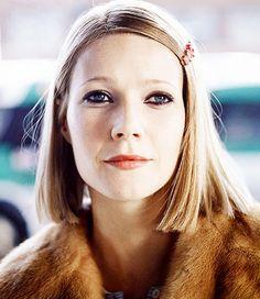 Gwyneth Paltrow. Margot Tenenbaum. The Royal Tenenbaums.