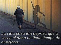 JUANA MACEDO  Facundo Cabral  Biblia  Viajes  Reflexiones: La vida pasa tan deprisa que a veces el alma no ti...