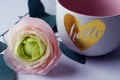 How to Make a Pretty Crepe Paper Ranunculus