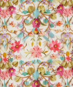 Liberty Art Fabrics Windrush B Tana Lawn Cotton | Fabrics | Liberty.co.uk