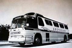 Greyhound Bus Lines  1967   35' Buffalo
