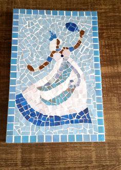 Iemanjá #iemanjámosaico #mosaic