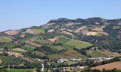 Ripatransone, Le Marche, Italy