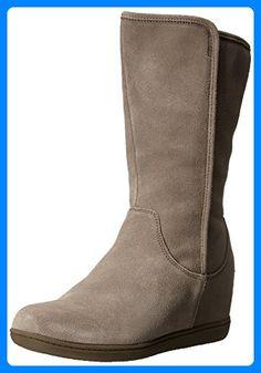 1e784c2bd0a Skechers Plus 3-Riemenscheibe Winterstiefel - Stiefel für frauen  ( Partner-Link). Snow Boots WomenWinter Snow BootsCool BootsMid Calf ...