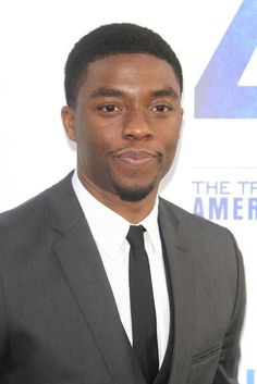 Chadwick Boseman Honored Jackie Robinson's Memory in '42' the movie, and now, he takes on the Iconic JAMES BROWN in 'Get On Up'. 7/22/14