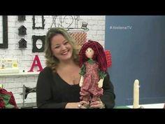 Ateliê na TV - Rede Vida - 06.07.2017 - Vladir Moreira e Cláudia Figueiredo - YouTube