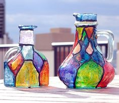 Pitchers in Color