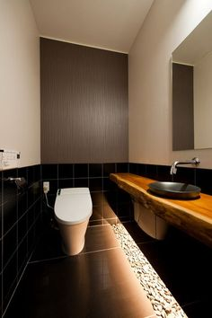57 Ideas Bathroom Wall Decor Beach Toilets For 2019 Bathroom Sink Decor, Bathroom Toilets, Bathroom Flooring, Small Bathroom, New Bathroom Designs, Modern Bathroom Design, Ideal Bathrooms, Contemporary Bathrooms, Spa Interior