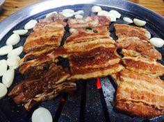 부산 초읍 갈비 Busan Choeup-Dong Rips of pork  #부산여행 #부산맛집 #돼지갈비
