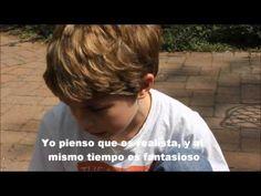 Niño de 9 años discute sobre el significado de la vida y el universo. - YouTube