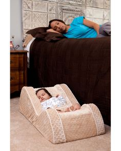 A baby recliner?! What a wonderful idea...I want one too.