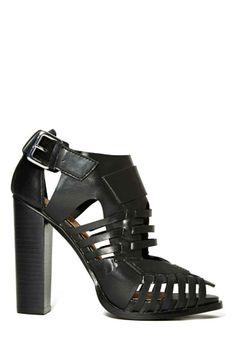 Shoe Cult Paradox Heel