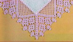 Tecendo Artes em Crochet: Uma Seleção de Barradinhos Lindos para Vocês!