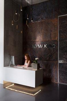 Sergey Makhno's Office and Showroom | Amazing eclectic design studio and showroom belonging to Kiev, Ukraine – based Sergey Makhno.