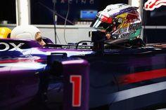Vettel (Barcelona Testing 3 - 2013)